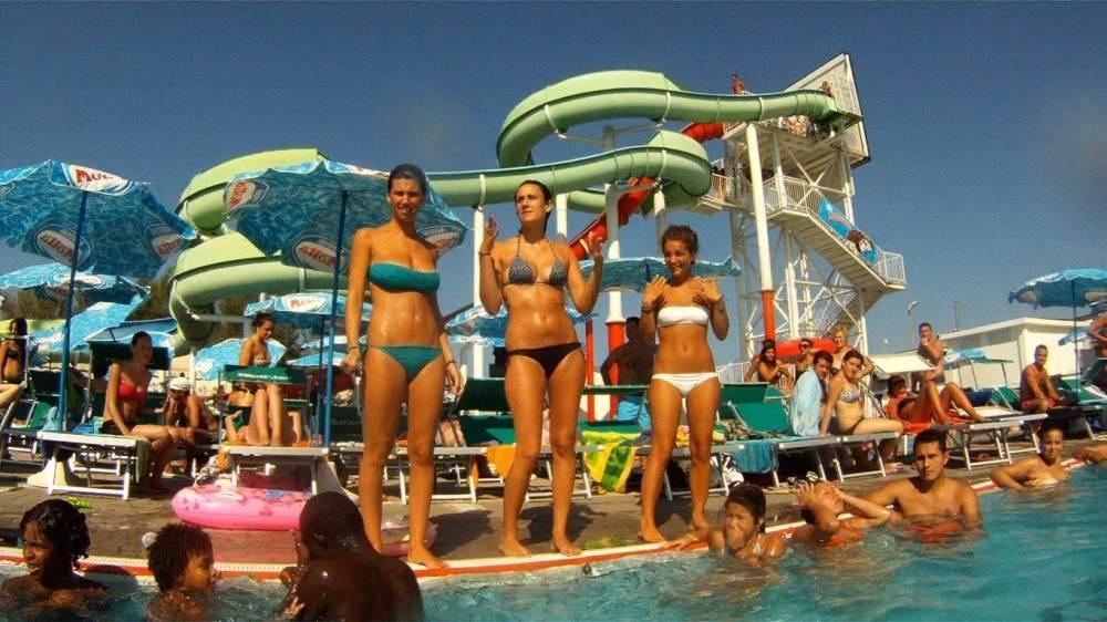 Beach Riccione MArano Beach 135 136   Hotel Ardea